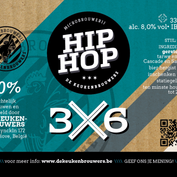 Hip Hop 3×6