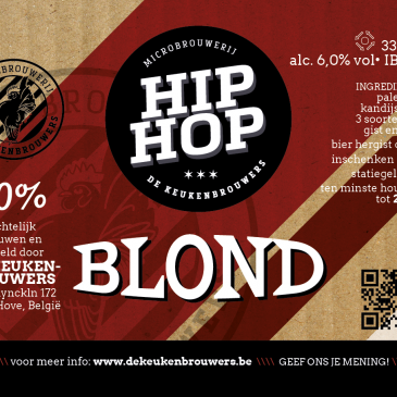 Hip Hop Blond
