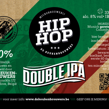 Hip Hop Double IPA