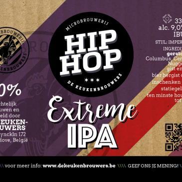 Hip Hop Extreme IPA