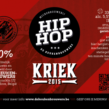 Hip Hop Kriek 2015