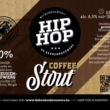 Hip Hop Coffee Stout