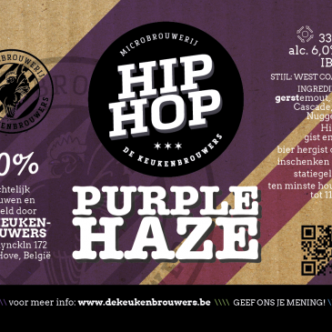 Hip Hop Purple Haze