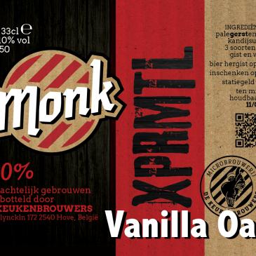 Monk XPRMTL Vanilla oak
