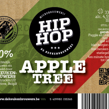 Hip Hop Apple Tree