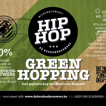 Hip Hop Green Hopping