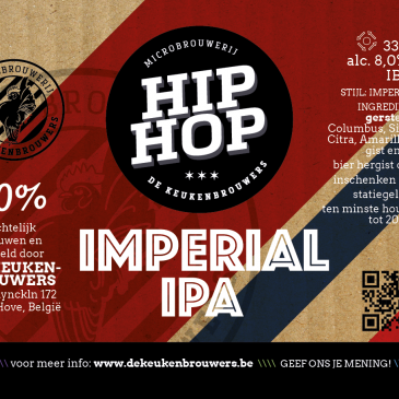 Hip Hop Imperial IPA
