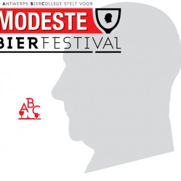 Modeste bierfestival op 3 en 4 oktober