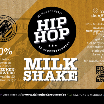 Hip Hop Milkshake